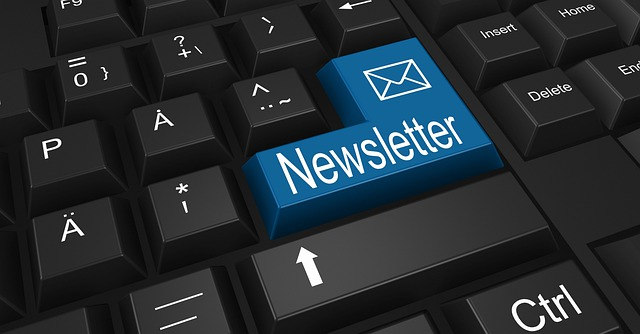 email marketing drives best roi and sending newsletters helps