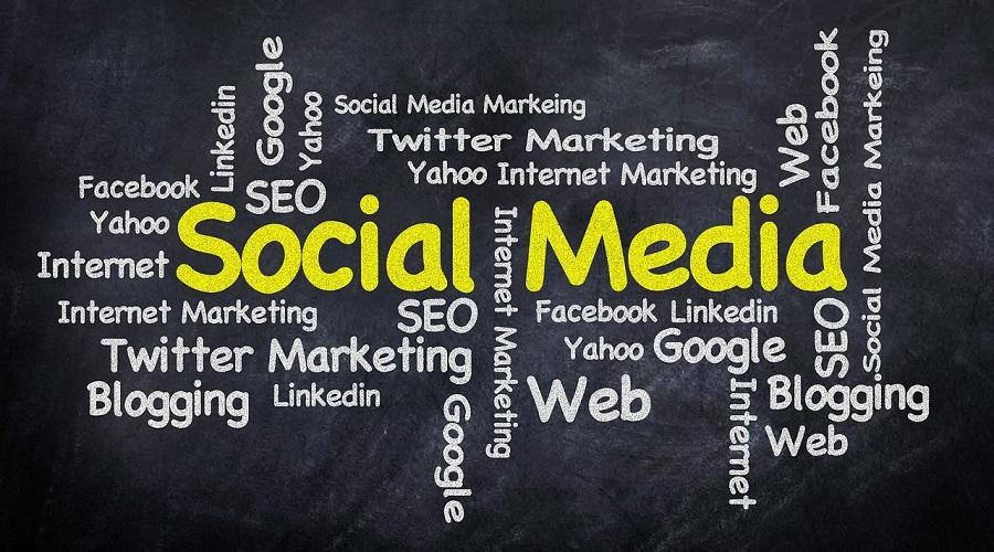 social media - main category image
